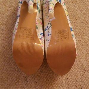 Shoe Dazzle Shoes - Shoedazzle platform high heels